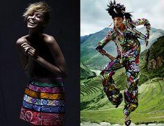 Trends - Veja estampas que são tendências para a temporada de 2014 e 2015, cores e culturas em alta