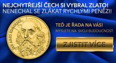 Výrobce pamětních mincí a medailí | Váš dodavatel investičního zlata | Česká mincovna