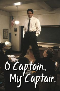 RIP O Captain, My Captain and What Dreams May Come, remember, if you get too close you can't come back.he walked us to the edge, and then couldn't return. Love Movie, Movie Tv, Movies Showing, Movies And Tv Shows, Robin Williams Quotes, Best Movie Lines, Captain My Captain, What Dreams May Come, Dead Poets Society