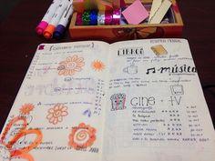 Imaginatura: Troupe Literaria: Journaling | Bullet journal: Cómo empezar