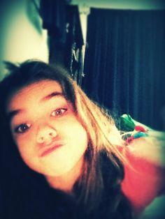 My sister am