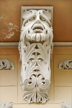 Vma.Immeuble art nouveau (Riga)