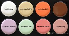 The difference between concealer, camouflage, color corrector and cover up makeup / Leading Instant Eye Lift Love Makeup, Makeup Inspo, Makeup Inspiration, Makeup Tips, Makeup Ideas, All Things Beauty, Beauty Make Up, Color Correction Makeup, Make Up Tricks