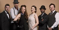 If you want to hear modern hits played in the style of 1920's toe-tapping swing then The Modern Vintage are the band for you. Providing professional and stylish Postmodern Jukebox-style covers for your vintage themed event, The Modern Vintage won't fail to entertain you and your guests. #modernvintage #vintage #modern #1920s #hampshire #band