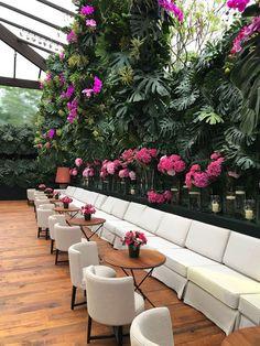 Lounge Party, Wedding Lounge, Dream Wedding, Wedding Themes, Wedding Decorations, Deco Restaurant, Restaurant Interior Design, Cafe Design, Event Decor