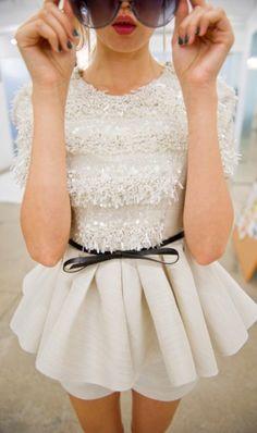 #Chic looks!#Fashion style!!# Girly & Glamorous @irisitaXD @YanethCarolina