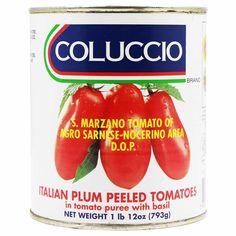 san marzano dop tomatoes