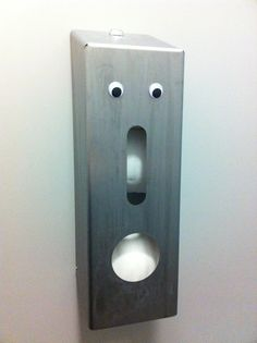 """Eyebombing is the act of setting googly eyes on inanimate things in the public space. Ultimately the goal is to humanize the streets, and bring sunshine to people passing by."""