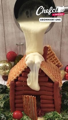 Hot Dog Recipes, Fun Baking Recipes, Cooking Recipes, Food Art For Kids, Food Carving, Food Gallery, Tasty, Yummy Food, Xmas Food