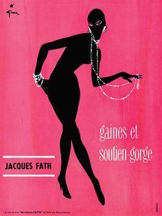 Jacques Fath Lingerie