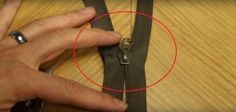 Even If It Looks Impossible This Trick Will Help You Fix Your Separated Zippers Within Seconds (Video)