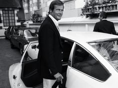 Roger Moore Had the Greatest Gadgets in the History of Bond |   | Credit:Laurent MAOUS/Gamma-Rapho/Getty Images | From WIRED.com