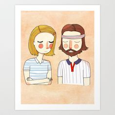 Secretly In Love Art Print by Nan Lawson