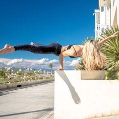 Ashley Galvin #strength #yoga #yogainspiration