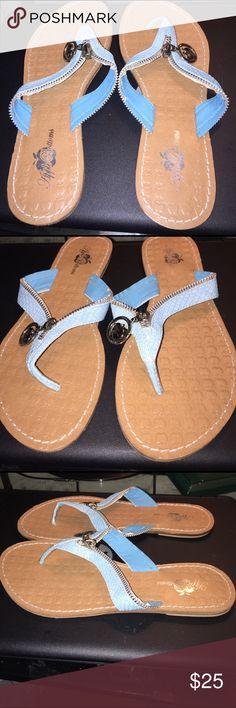 ***NWOT***. New Apple Bottoms Zipper Style Sandals Size 7. ***New*** Apple Bottoms Zipper Style Sandals Apple Bottoms Shoes Sandals