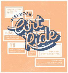Melrose Art Ride — Jenett Liaw