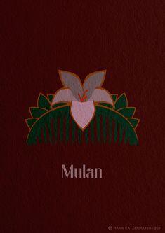 Mulan by BlackCyanide-fr.deviantart.com on @DeviantArt