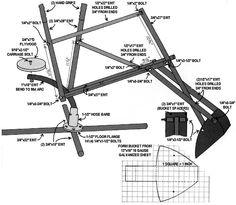 weldingprojectsandweldingsupplies.com - Welding Projects - Child's Backhoe