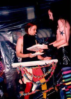 Madonna Wayne Gacy Marilyn Manson Spooky Kids