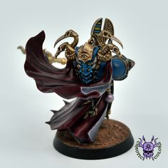 Thousand sons (Tzeentch) - Sorcerer #ChaoticColors #commissionpainting #paintingcommission #painting #miniatures #paintingminiatures #wargaming #Miniaturepainting #Tabletopgames #Wargaming #Scalemodel #Miniatures #art #creative #photooftheday #hobby #paintingwarhammer #Warhammerpainting #warhammer #wh #gamesworkshop #gw #Warhammer40k #Warhammer40000 #Wh40k #40K #chaos #warhammerchaos #warhammer40k #tzeentch #thousandsons #Sorcerer Thousand Sons, Warhammer 40000, Tabletop Games, Gw, Miniatures, Fantasy, Creative, Painting, Figurine