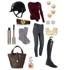 Nice equestrian outfit ❤️