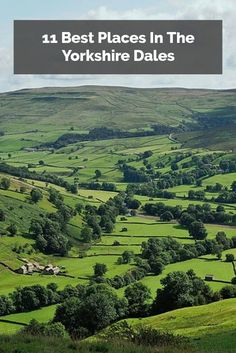 Here's our latest post on the Yorkshire Dales region of Northern England. We choose the (11) best places to go.