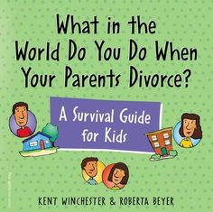Explains what #divorce is, why #parents divorce, how to adjust to new living arrangements, how to handle #feelings, and other basics to help children understand what's happening in their lives.