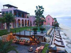 Hua Hin Hotel of the Month - April 2014:  Villa Maroc Resort, Paknampran, Pran Buri