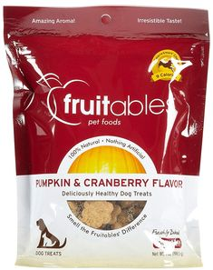Fruitables Dog TreatsCrnchPmpkandCranb - Case of 8 - 7 oz -- Find out more about the great product at the image link. (This is an affiliate link and I receive a commission for the sales) Dog Food Recipes, Snack Recipes, Fluffy Dogs, Healthy Dog Treats, Dog Snacks, Freshly Baked, Dog Lovers, Image Link, Pumpkin