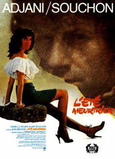 L'Été Meurtrier - weer zo'n heftig drama. Psychologische thriller naar het boek van Sébastien Japrisot. Met Isabelle Adjani in de hoofdrol. Lees erover op: http://www.fransefilms.nl/lete-meurtrier/