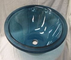 teal vessel sink for small vanity - Google Search