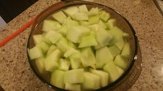 These Honeydew Melon chunks are super sweet, great for snacking and hydrates your body! Subscribe to Cindys Kitchen on YouTube for MORE VIDEO RECIPES & HOW TO TUTORIALS! #fruits #melon #honey #howto #youtube #youtubechannel #youtubers #food #foodlover #foodblogger #blogger #video #videotutorial #recipe #recipes #cook #cooking #cookingtips #cooking101 #subscribe #snack #sweet