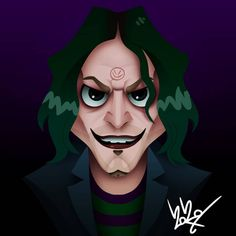 """Deadman20x20 art on Instagram: """"@ragdoll.editz Joker concept 🤘🏻 And the first winners piece to be finished, thnk u sm m8 for participating, keep up bein dope, everyone…"""" American Horror Story Art, Keep Up, Horror Stories, The One, Joker, It Is Finished, Concept, Fictional Characters, Instagram"""