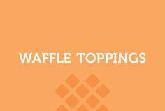 Waffle Toppings, Some Jokes, Waffles, Humor, News, Humour, Waffle, Funny Photos, Funny Humor