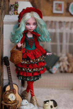 Monster High Doll Clothes, Custom Monster High Dolls, Monster High Repaint, Custom Dolls, Bratz Doll, Ooak Dolls, Barbie Dolls, Pretty Dolls, Beautiful Dolls