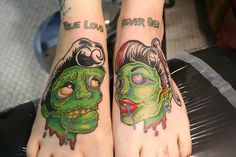 Next-gen temporary tattoos. Test drive your next tattoo with the most realistic, custom temporary tattoos available. Shipping custom designs in 24 hours. Couple Tattoos Sayings, Cute Couple Tattoos, Tattoo Sayings, Tattoo Life, I Tattoo, Time Tattoos, Foot Tattoos, Tatoos, Crazy Tattoos