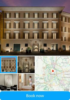 Palazzo Scanderberg (Rome, Italy) – Book this hotel at the cheapest price on sefibo.