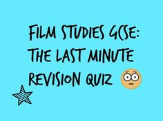 A revision quiz for WJEC GCSE FILM STUDIES: It has an emphasis on Paper 1 but the film language choices are also applicable to Paper 2. I have been using this quiz for a number of years but have regularly updated and improved it. It has a series of questi...