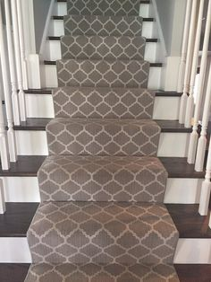 Ruthless Stair Runner Carpet Diy Stairways Strategies Exploited In case you've got carpet in your own stairs, plus it's looking dingy, you can attemp. Carpet Diy, Hall Carpet, Best Carpet, Carpet Stairs, Modern Carpet, Carpet Flooring, Carpet Ideas, Cheap Carpet, Carpet Decor
