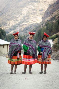 ...in Peru