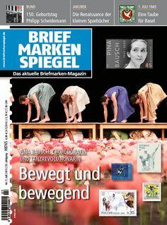 Briefmarken Spiegel Juli 2015