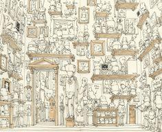 Sketchbook / Mattias Adolfsson | Design Graphique