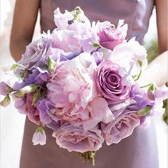 Spring Wedding Bouquet - Spring Wedding Flowers | Wedding Planning, Ideas & Etiquette | Bridal Guide Magazine