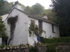Dove Cottage, William Wordsworth's house in Cumbria