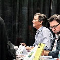 Dirk Benedict #awesomecon | by Kenya Allmond