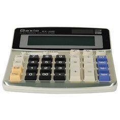 Calculator Hidden Spy Camera with Built In DVR