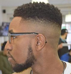 African American High And Tight