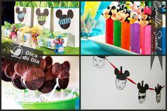 Creative Disney Party