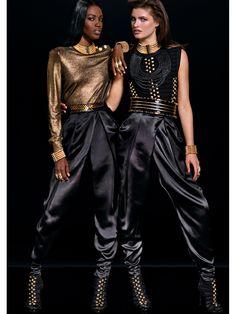 Lookbook Balmain x H&M