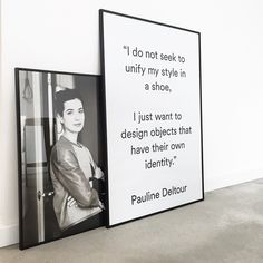 I just want to design objects that have their own identity - Pauline Deltour